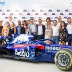 Driving for Performance – Randstad e Toro Rosso